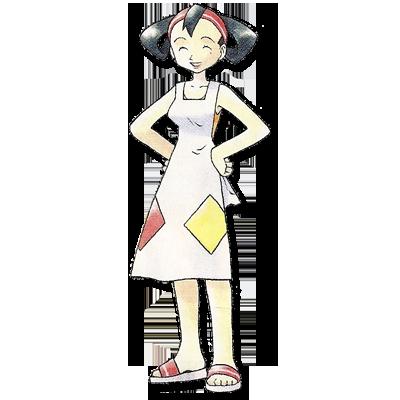 Pokemon Cristal Votre Maman Eternia
