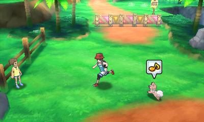 Pokémon Ultra Soleil Et Ultra Lune Les Screenshots Eternia