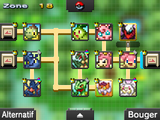 Pokemon picross zone 0 solutions images pokemon images for Pokemon picross mural 1