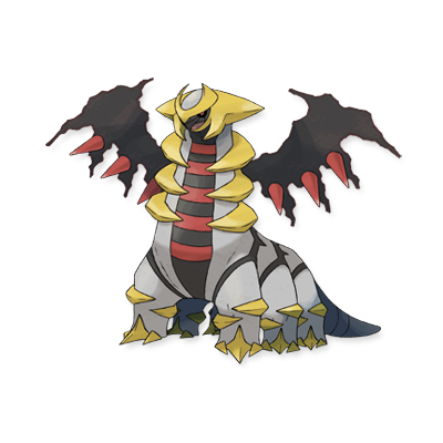 487 Giratina (Forme Alternative)