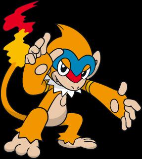 Chimpenfeu monferno pok dex toutes les infos sur les pok mon - Pokemon ouisticram ...