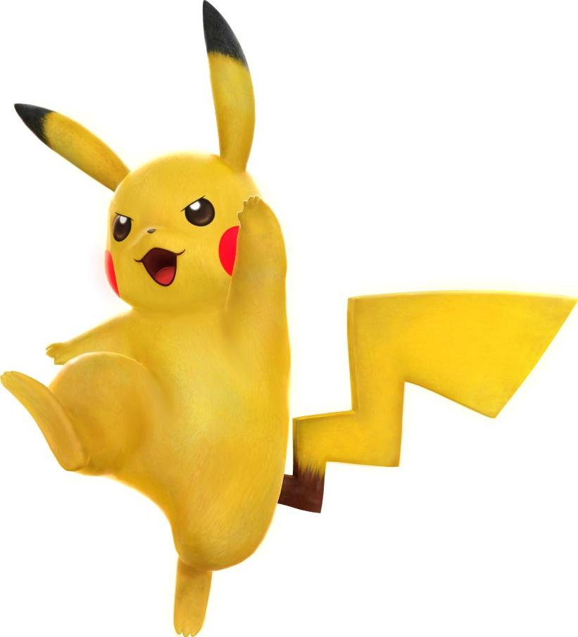 Pokk n tournament liste des techniques de pikachu - Images de pikachu ...