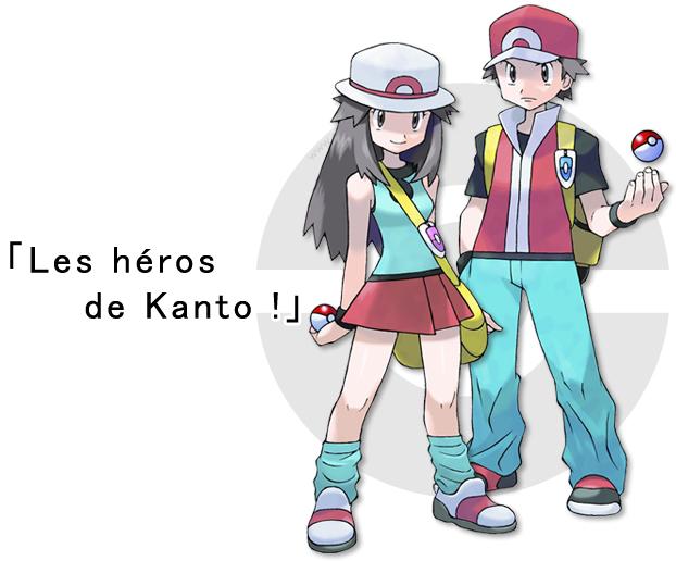Les diff rents personnages des jeux - Pokemon noir et blanc personnage ...