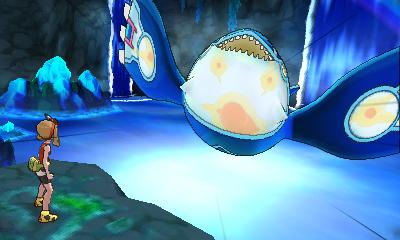 Capture des pok mon l gendaires groudon et kyogre - Pokemon legendaire pokemon y ...