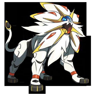 Solgaleo et lunala explications sur les pok mon - Pokemon legendaire pokemon y ...