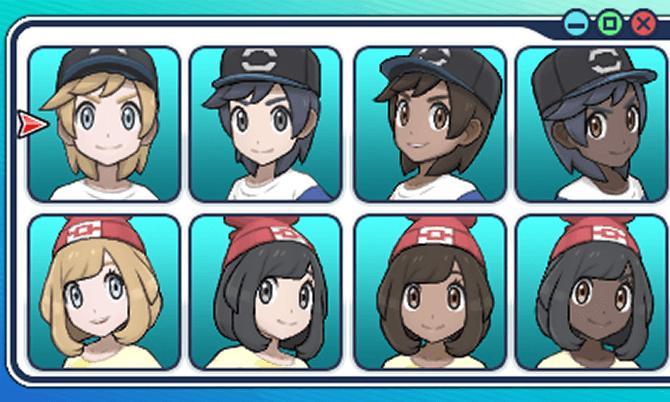 coupe de cheveux homme pokemon x