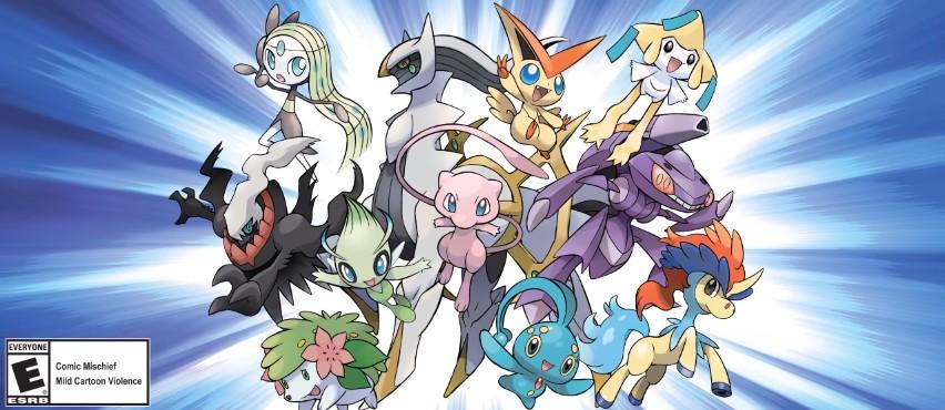 Anniversaire surprise de pok mon 20 ans a se f te - Pokemon y pokemon legendaire ...